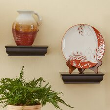 Ledge Wall Shelf (Set of 2)