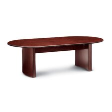 Global Oval Conference Table