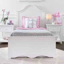 Charleston Twin Panel Bed by Craft Kids Furniture