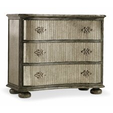 3 Drawer Accent Chest by Hooker Furniture