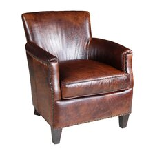 Parthenon Temple-85 Armchair by Hooker Furniture