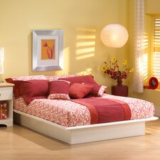 quick view newbury storage platform bed - Storage Bed