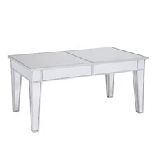 Ghent Mirrored Coffee Table by House of Hampton®