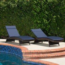 Cara Outdoor Lounge Chair Cushion