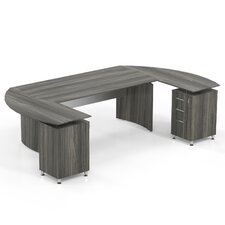 Medina Series Desk Office Suite by Mayline Group