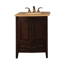 Evelyn 47 Single Bathroom Vanity Set by Silkroad Exclusive