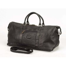 "All American 20"" Leather Carry-On Duffel"