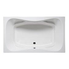 Rampart II 60 x 42 Drop in Soaking Bathtub by Americh