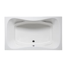 Rampart II 60 x 42 Drop in Bathtub by Americh