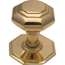 Octagonal Center Door Knob