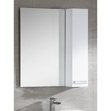 """Atwood 34.76"""" x 31.5"""" Surface Mount Medicine Cabinet"""