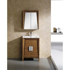 """Imperial II 23.63"""" x 27.13"""" Surface Mount Medicine Cabinet"""