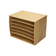 Cube Literature Sorter, A4 Document Organizer