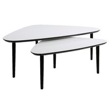 Spraggs 2 Piece Coffee Table Set