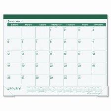 Fashion Monthly Desk Pad Calendar