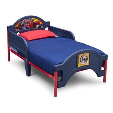 Spider-Man Convertible Toddler Bed