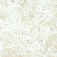"Alterna La Plata 16"" x 16"" Engineered Stone Tile in Crème Fresh"