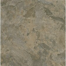 """Alterna 16"""" x 16"""" Engineered Stone Field Tile in Gray/Brown"""