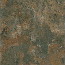 "Alterna Mesa Stone 16"" x 16"" Engineered Stone Tile in Canyon Shadow"