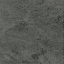 "Alterna 16"" x 16"" Engineered Stone Field Tile in Gray"