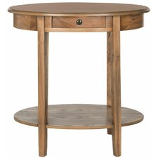 Monica End Table by August Grove