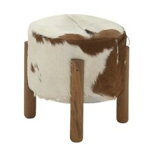 Ottoman by Woodland Imports