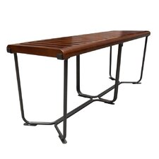Solid Wood Dining Bench by Fine Mod Imports