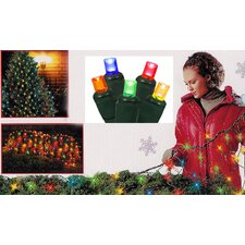 150 Wide Angle LED Christmas Light Net
