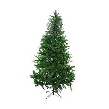 7.5' Green Balsam Fir Artificial Christmas Tree with Stand
