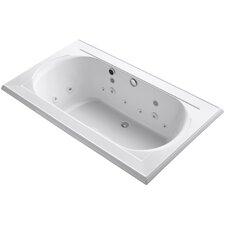 """Memoirs 72"""" x 42"""" Air / Whirlpool Bathtub"""