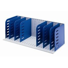 Styrorac 24.8cm H x 72.3cm W Basic Desk Unit