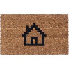 8 Bit Home Doormat