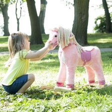 Patty The Rocking Pink Pony by Happy Trails
