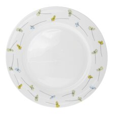 Mustard and Cress 30cm Bone China Dinner Plate