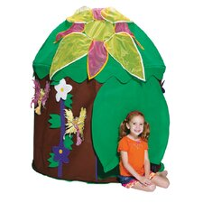 Woodland Fairy Hut Play Tent by Bazoongi Kids