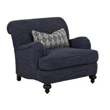 Lisa Armchair by Klaussner Furniture