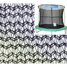 13' Trampoline Net Using 4 Poles