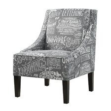 Melisse Upholstered Armchair by Gracie Oaks