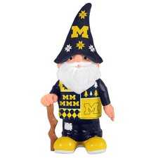 NCAA Real Ugly Sweater Gnome Statue