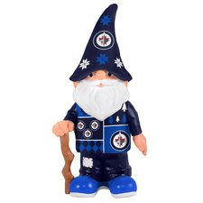 NHL Real Ugly Sweater Gnome Statue