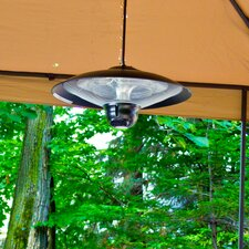 Hanging Infrared 1500 Watt Electric Hanging Patio Heater