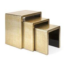 Gestel 3 Piece Nesting Table Set by House of Hampton®