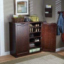 Barre 38-Pair Shoe Storage Cabinet