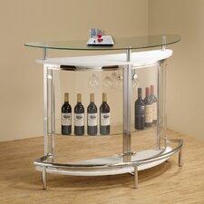 Fairborn Bar with Wine Storage