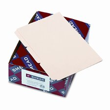 Self-Tab Card Guides, Blank, 100/Box