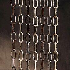 36 decorative chain in tannery bronze - Decorative Chain