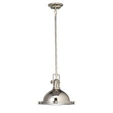 Fresnel 1-Light Pendant