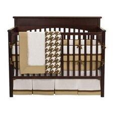 Metro 4 Piece Crib Bedding Set by Bacati