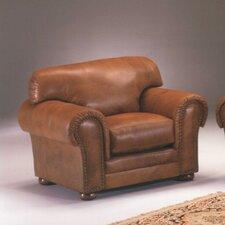 Cheyenner Leather Club Chair by Omnia Leather