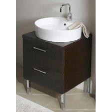 Aurora 23 Bathroom Vanity Base by Iotti by Nameeks